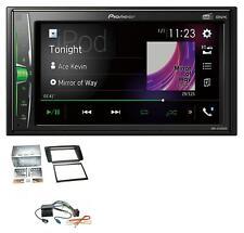 Sony 2din mp3 USB Bluetooth aux radio del coche para Skoda Octavia 04-13 Scout 06-12