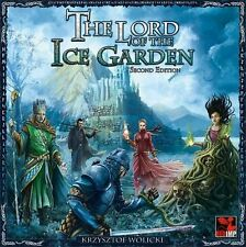The  Lord of the Ice Garden board game . Second edition. shrink wrapped