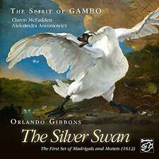 Claron Mcfadden & Al - Orlando Gibbons the Silver Swan [New SACD]
