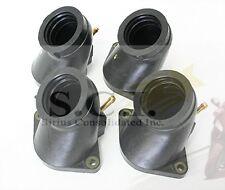 YAMAHA XVZ13 XVZ1300 ROYAL STAR VENTURE INTAKE MANIFOLD CARB BOOTS 1999  - 2004