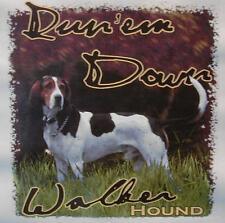 WALKER HOUND DUN'EM DOWN .... COON HUNTING COONDOGS SHIRT #504