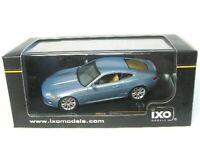 Jaguar  XK  Coupe  (2005) light blue - 1:43