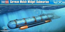 Hobbyboss 1:35 German Molch Midget Submarine Model Kit
