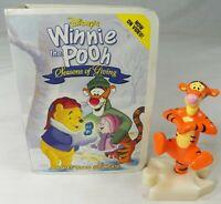 Disney Winnie The Pooh Seasons of Giving McDonald's Tigger Figurine 2000 in Box