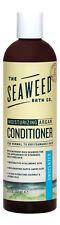 The Seaweed Bath Co. Argan Conditioner Moisturizing Unscented 12oz. Sealed Fresh