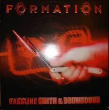 """Drumsound & Simon Bassline Smith- Lazor Razor/Kilo 12"""" Formation Drum and Bass"""