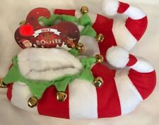 Ladies - Christmas - Elf Booties/Slippers - Size 7-8 - Brand New