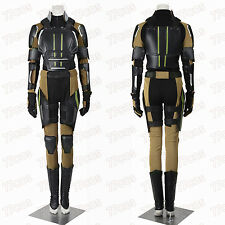 X-Men Apocalypse Mystique Raven Darkholme Cosplay Costume High-Class Full Size