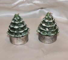 Christmas Tree Votive Candles
