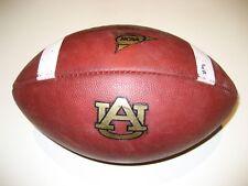 Auburn Tigers GAME USED Wilson 1005 Football - University - 2011 Season