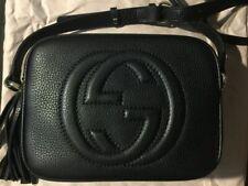 Gucci soho black disco Classic Shoulder Bag