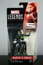 "ROGUE Marvel Universe Legends Infinite Series 3.75"" figure 2016 Late 80s costume"