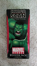 Hyperscan Marvel Heroes Booster Pack - 6 Game Cards - Sealed