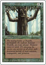 MTG - Magic the Gathering - Revised Edition (1994) - Ironroot Treefolk