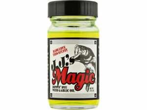 JJ's Magic Dippn' Dye GARLIC Scent 2 oz Bottle - Choose Color