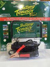 NIP Battery Tender Plus 12V Battery Charger 021-0128 NEW