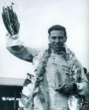 Jim Clark F1 Legend 10x8 Photo