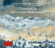 Choral Music for Advent & Christmas, New Music