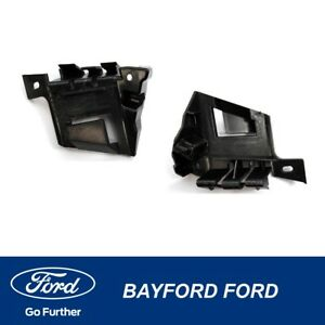FRONT BUMPER SIDE RETAINING BRACKET LEFT & RIGHT  FORD SX SY TERRITORY