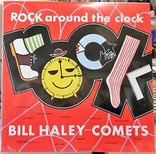 BILL HALEY AND HIS COMETS LP: ROCK AROUND THE CLOCK (1956/2016, NEU, 180GRAM)
