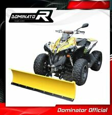 ATV Quad snow plough ploughs plow dedicated front mounting Renegade 1000 G2