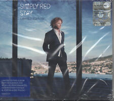 Simply Red Limited Edition CD y DVD nuevo the world and you tonight stay