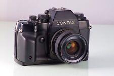 PRECIOSA CLASICA CONTAX RX + CARL ZEISS DISTAGON 2.8/35mm C/Y PREMIUM VINTAGE