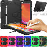 "For Apple iPad 10.2"" 7th Generation 2019 Heavy Duty Shock Proof Drop Rugged Case"