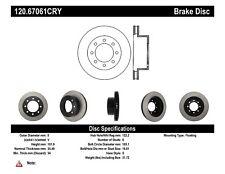 Disc Brake Rotor-Premium Disc-Preferred Centric fits 03-08 Dodge Ram 2500