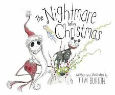 The Nightmare Before Christmas: 20th Anniversary Edition-ExLibrary