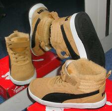 Neue Kinder Stiefel Schuhe Mid Puma Rebound Street SD Fur Inf NP 70 €, Gr. 26