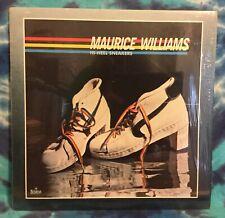 Maurice Williams LP Hi-Heel Sneakers BRYLEN Original (1982) Rare