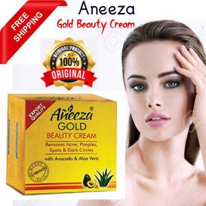 Aneeza Gold Whitening Beauty Cream Original Best Quality Skin Remove Pimples