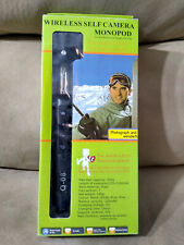 Wireless Self Camera Monopod iOS ANdroid Cellphone iPad