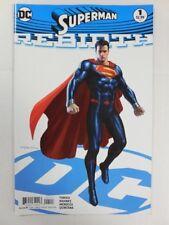 1st Print SUPERMAN REBIRTH # 1 Comic ~ Andy Park VARIANT Cover ~ NM/UNREAD DC