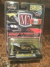 1970 Oldsmobile Cutlass 442 Chase Car M2 Machines 1:64 In Black