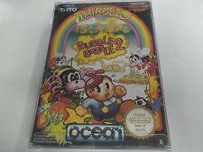NES Juego-Rainbow Island Bubble Bobble 2-completa