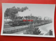 PHOTO  LMS 2-6-0 CRAB LOCO NO (4)2896