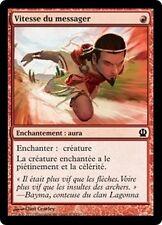 MTG Magic THS - (4x) Messenger's Speed/Vitesse du messager, French/VF
