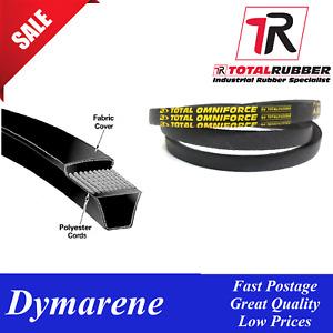 V Belt A Section A20-A60 Vee Belt Total Rubber/Challenge High Quality VBelt