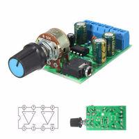 DC1.8-12V TDA2822M Amplifier 2.0 Channel Stereo 3.5mm Audio Board Module FEH