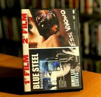 ESSI VIVONO + BLUE STEEL BERSAGLIO MORTALE Carpenter Lee Curtis 2 FILM SU 1 DVD