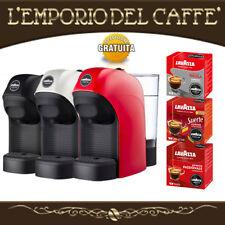 Macchina da Caffè LAVAZZA TINY A Modo Mio con 36 Capsule in Omaggio a scelta