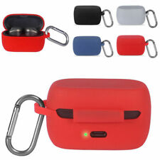 Silicone Case Protective Storage Bag Cover for Jabra Elite Active 75t Headset US