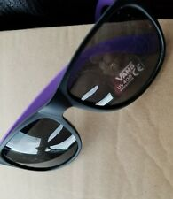 Brand New Vans Sunglasses Purple Black Two Tone Impact Resistant