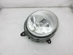 13 - 17 Jeep Patriot Passenger Headlight Head Lamp Light 5303842Ae Fixed Tab