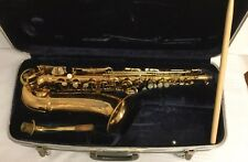 Pre-Owned Conn USA Shooting Star Alto Sax With Hard Case & Mouth Piece