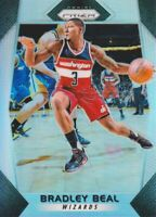 2017-18 Panini Prizm Basketball Silver Prll #132 Bradley Beal  Wizards