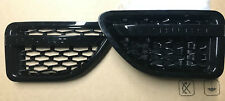 2006-2009 GLOSSY Black RANGE ROVER Sport Autobiography L320 ASSY VENT AIR GRILLE