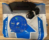 Dance Dance Revolution Hottest Party Nintendo Wii Bundle with Dance Pad Mat